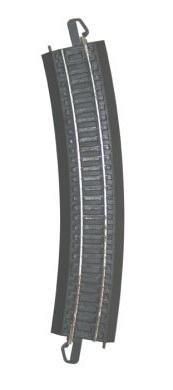Bachmann 22'' Radius Curved HO Scale E-Z Track - BULK