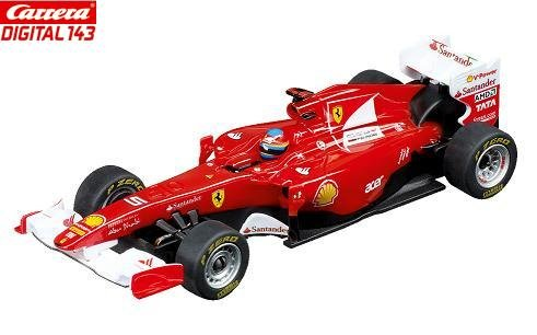 Carrera DIGITAL 143 Ferrari 150° Italia Fernando Alonso 1/43 Slot Car 41361