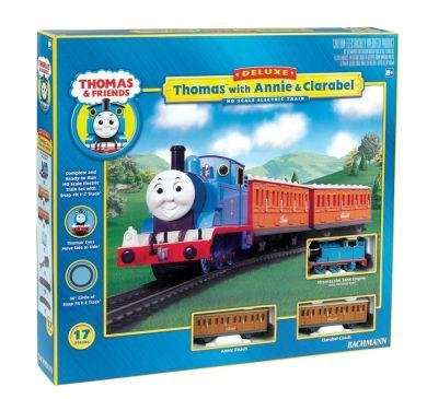 Image 0 of Bachmann  Thomas with Annie & Clarabel HO Train Set