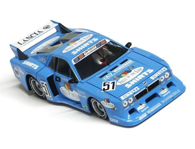 Racer Sideways Lancia Beta Montecarlo Gr.5 Fruit of the Loom