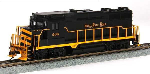 Bachmann HO EMD GP30 Diesel Locomotive Nickel Plate 904
