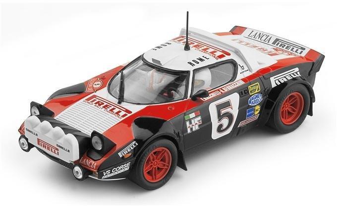 ninco lancia stratos pirelli 1/32 slot car 50622
