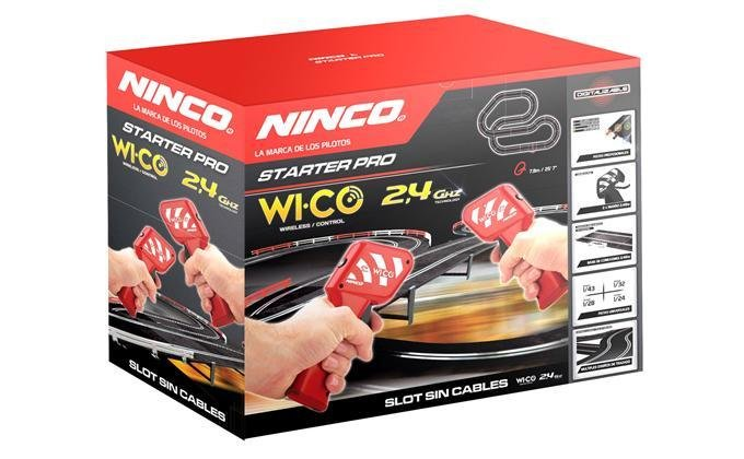 NINCO Starter PRO WICO Race Set - no cars 20162