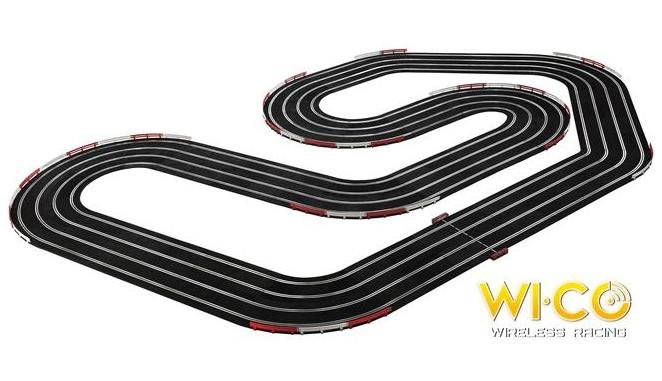 Ninco Four Lanes WICO Race Set - no cars #20163