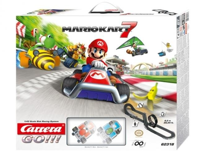 Carrera GO Mario Kart 7 1/43 Race Set 62318