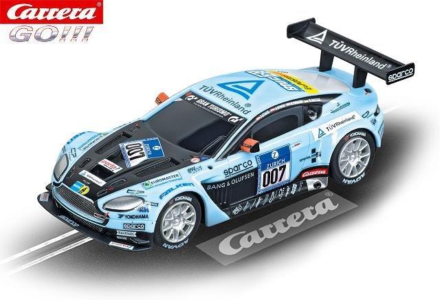 Carrera GO Aston Martin V12 Vantage GT3 Young Driver 1/43 Slot Car 61280