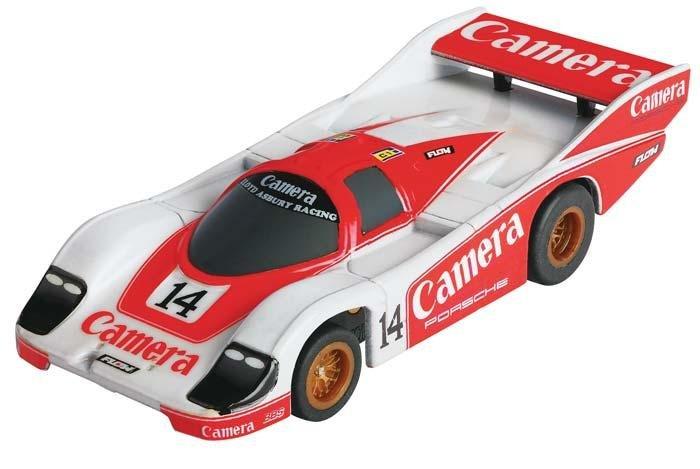 AFX Mega-G Porsche 962 14 HO Slot Car 21011