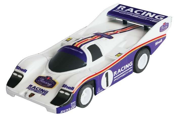 AFX Mega-G Porsche 962 1 HO Slot Car 21012