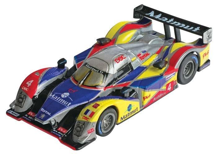 AFX Mega-G Peugeot 908 ORECA HO Slot Car 70304