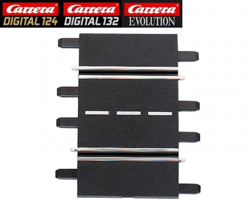 Carrera DIGITAL 124/132/Evolution  1/3 Straight Track 20611 - USED