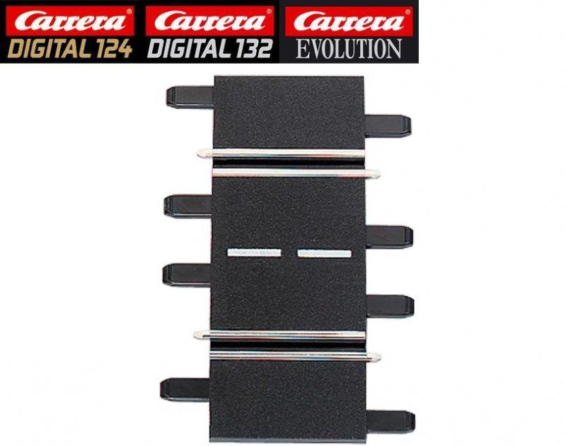 Carrera DIGITAL 124/132/Evolution  1/4 Straight Track 20612 - USED