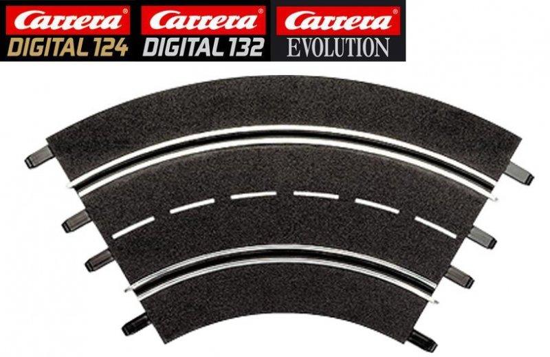 Carrera 1/60° Curve Track 20571