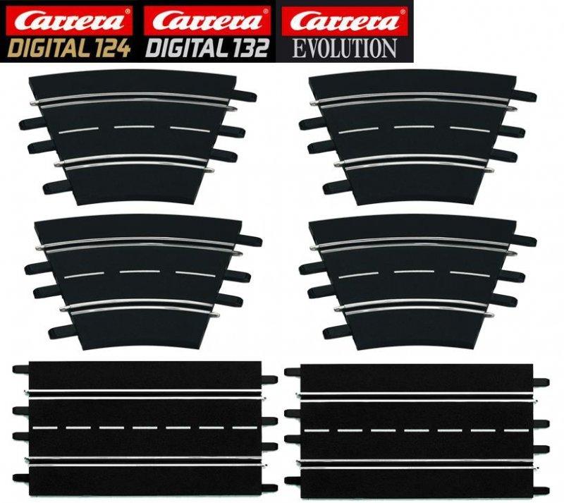 Carrera DIGITAL 124/132/Evolution Extension Set 26955