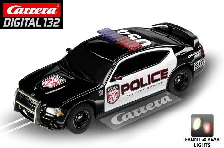 Carrera DIGITAL 132 Dodge Charger 2006 Police 1/32 Slot Car 30441
