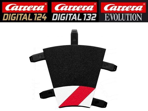 Carrera DIGITAL 132/124/Evolution 1/30° Curve Inside Shoulders 20590 - USED