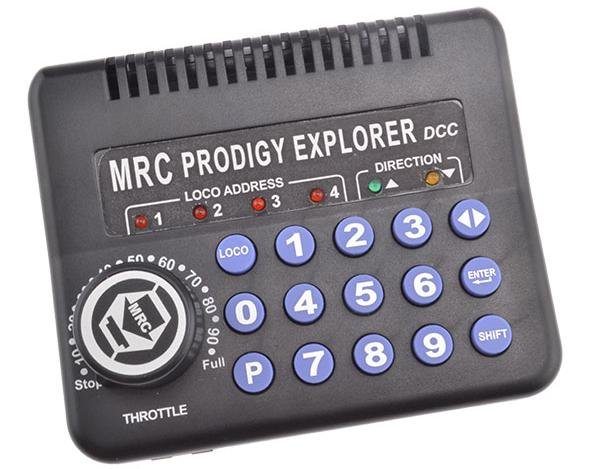 MRC Prodigy Explorer DCC System 1422