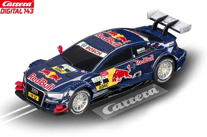 Carrera DIGITAL 143 Audi A5 DTM Ekstrom 1/43 Slot Car 41367