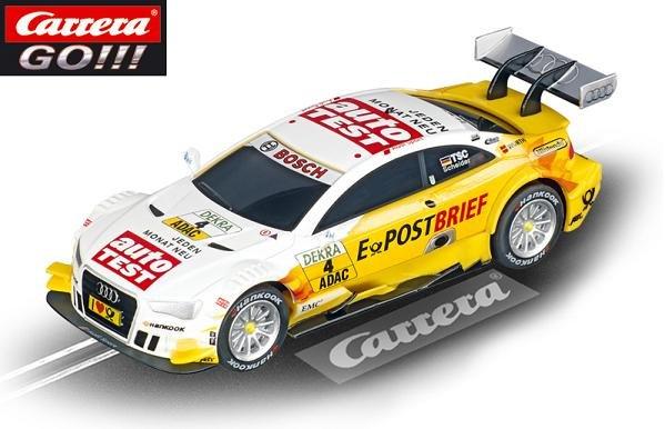 Carrera GO Audi A5 DTM Scheider 1/43 Slot Car 61271