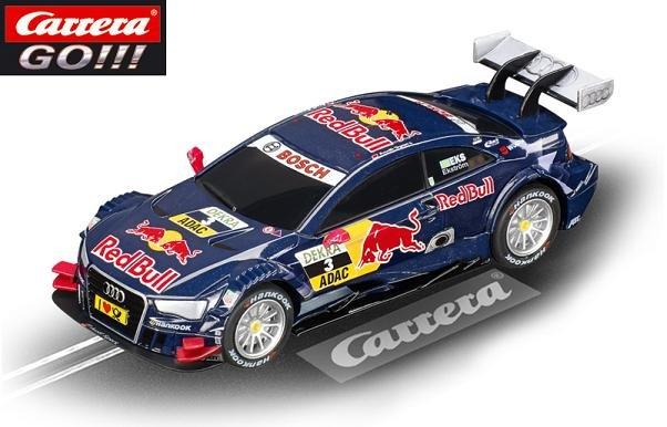 Carrera GO Audi A5 DTM Ekstrom 1/43 Slot Car 61270