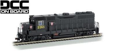 Bachmann HO EMD GP35 Diesel Locomotive Pennsylvania 2265