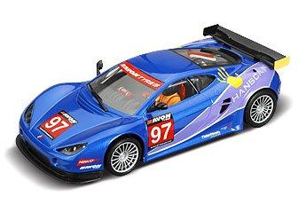 NINCO Ascari KZ1 Hanscan 1/32 Slot Car 50463 - MISSING REAR SPOILER
