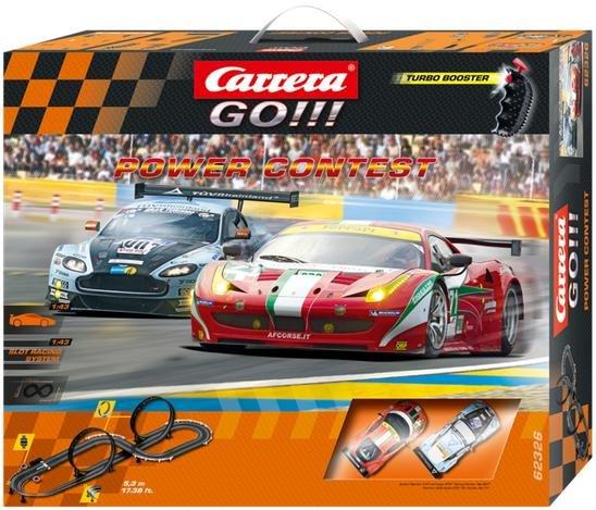 Carrera GO Power Contest 1/43 Race Set
