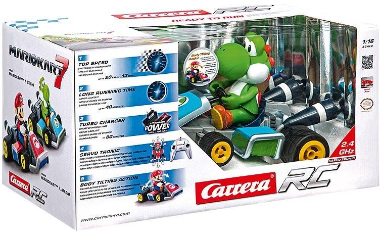 Carrera RC Mario Kart 7 Yoshi 162061