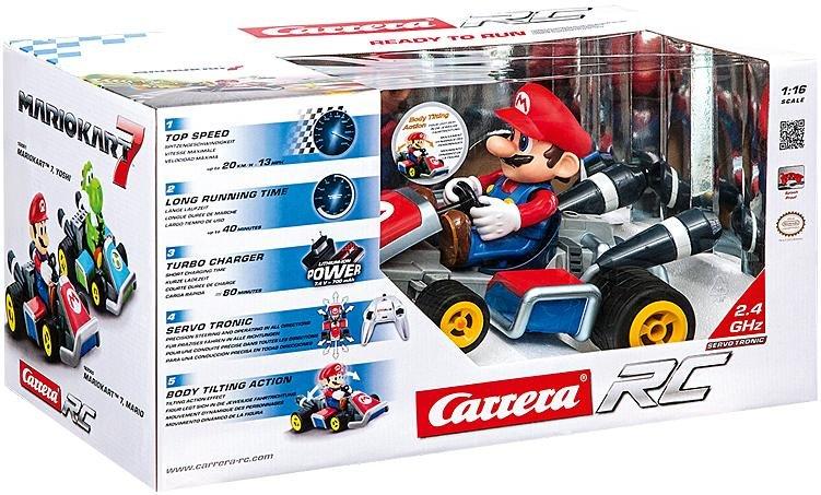 Carrera RC Mario Kart 7 Mario 162060