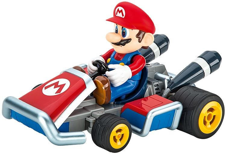 Image 1 of Carrera RC Mario Kart 7 Mario 162060