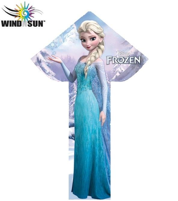 Frozen Elsa BreezyFliers Nylon Kite