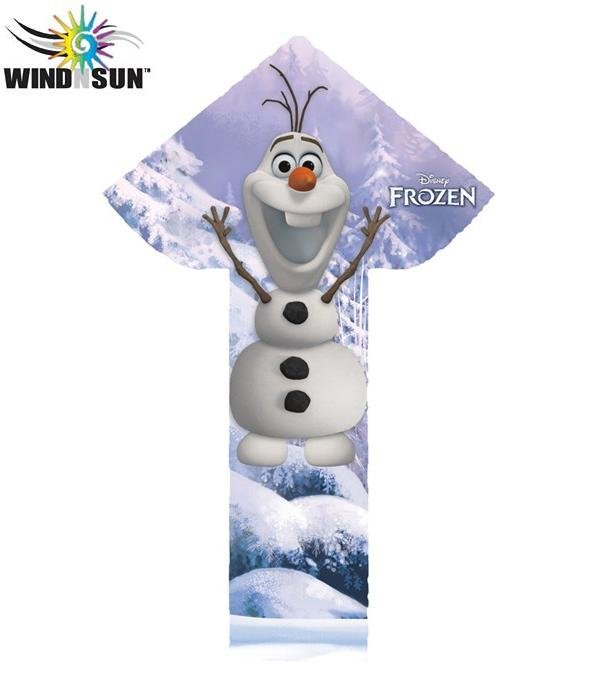 Frozen Olaf BreezyFliers Nylon Kite