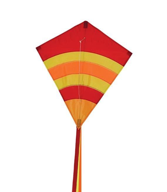 Hot Arch 27 Diamond Kite