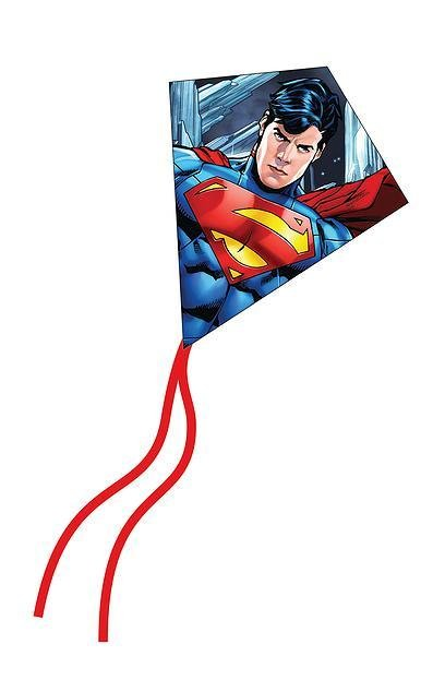 MicroDiamond 7.75 Superman Kite