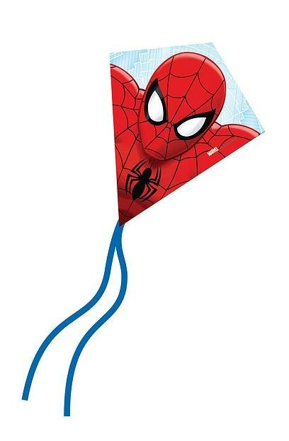 MicroDiamond 7.75 Spider-Man Kite