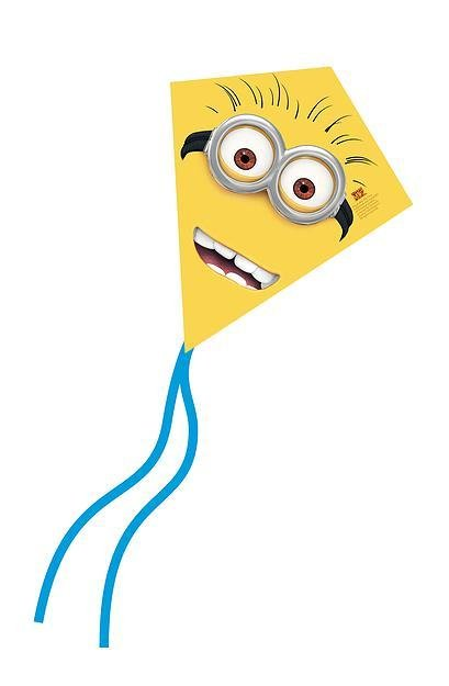 MicroDiamond 7.75 Despicable Me Kite