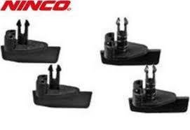 Ninco ProRace Suspension Guide (2) & ProRace Standard Guide (2) 80118