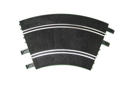 Ninco #10105 R2 Standard (45°) Curve Track - 2 pack