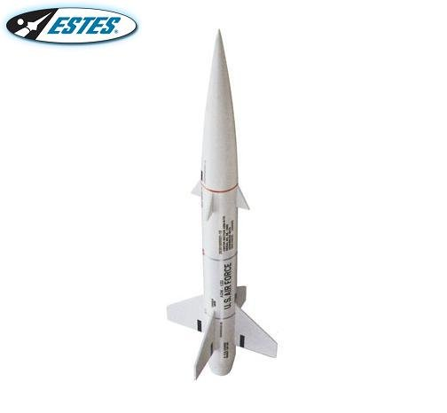 Estes Bull Pup 12D Model Rocket Kit #7000
