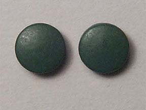 Ferrous Sulfate Green 325 mg Tablets 1X1000 Each Mfg. By United Research L