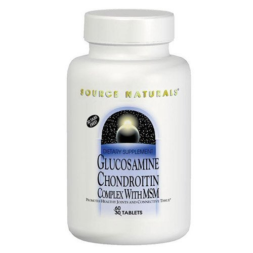 Glucosamine Chondroitin 500-400 mg Capsules 1X60 Each C2579829 Mfg. By