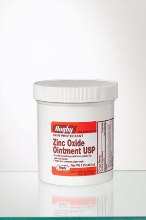 Zinc Oxide 1 Lb Ointment By Watson Rugby