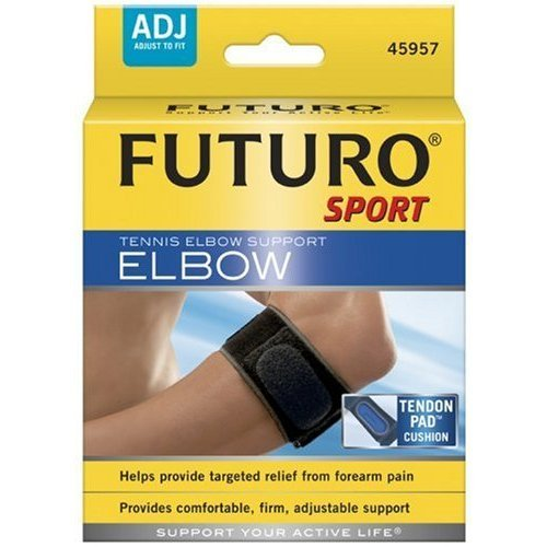 Futuro Brand Elbow Brace Adjustable 1 Ct By Beiersdorf.