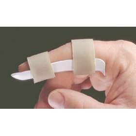 Image 0 of Finger Cot Splint Medium 1X1 Each By Health Enterprises Inc
