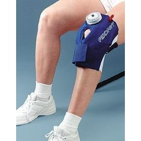 Image 0 of Aircast Ccuff Knee Brace 1X1 Ea By Aircast Inc