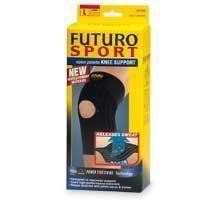Image 0 of Futuro Brand Knee Brace Sport O/P Neo Md 1 Ct By Beiersdorf