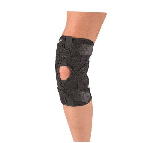 Image 0 of Knee Brace Wrap Reg Beige 1X1 Ea By Mueller Sports Medicine Inc