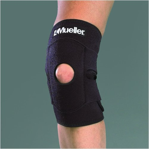 Image 0 of Knee Support Adjustable One Size 1X1 Ea By Mueller Sports Medicine Inc