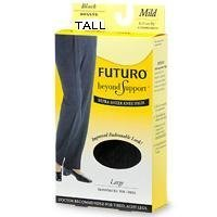 Futuro Brand Sheer Pantyhose Beige Large 1X1 Each By Beiersdorf / Futuro Inc