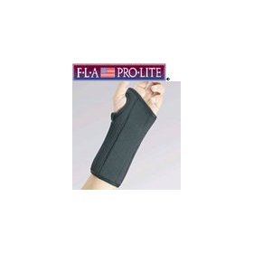 Image 0 of Fla Prolite Wrist Brc 8N Stblz Lt Large 1X1 Each By Fla Orthopedics Inc