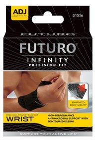 Image 0 of Futuro Brand Infiity Prec Fit Wrist 1X1 Each By Beiersdorf Futuro Inc